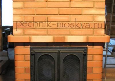 Печь камин- кирпич Боровичи